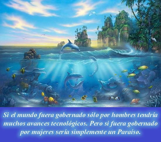 Imágenes Y Frases Bonitas Frases De Mujeres El Paraíso De