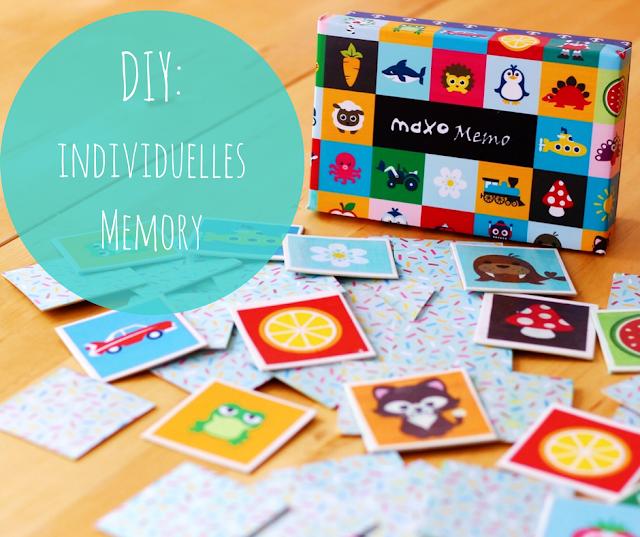 diy ein individuelles memory spiel in verschiedenen. Black Bedroom Furniture Sets. Home Design Ideas
