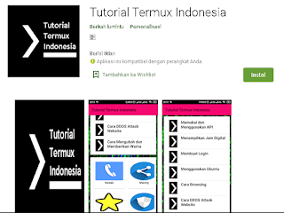 tutorial Termux Indonesia