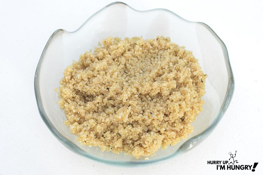 Instant Pot quinoa recipe