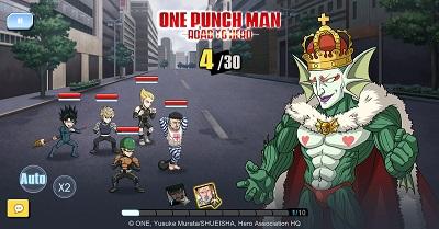 One Punch Man: Road To Hero Gameplay