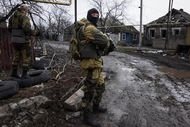Guerra na Ucrânia