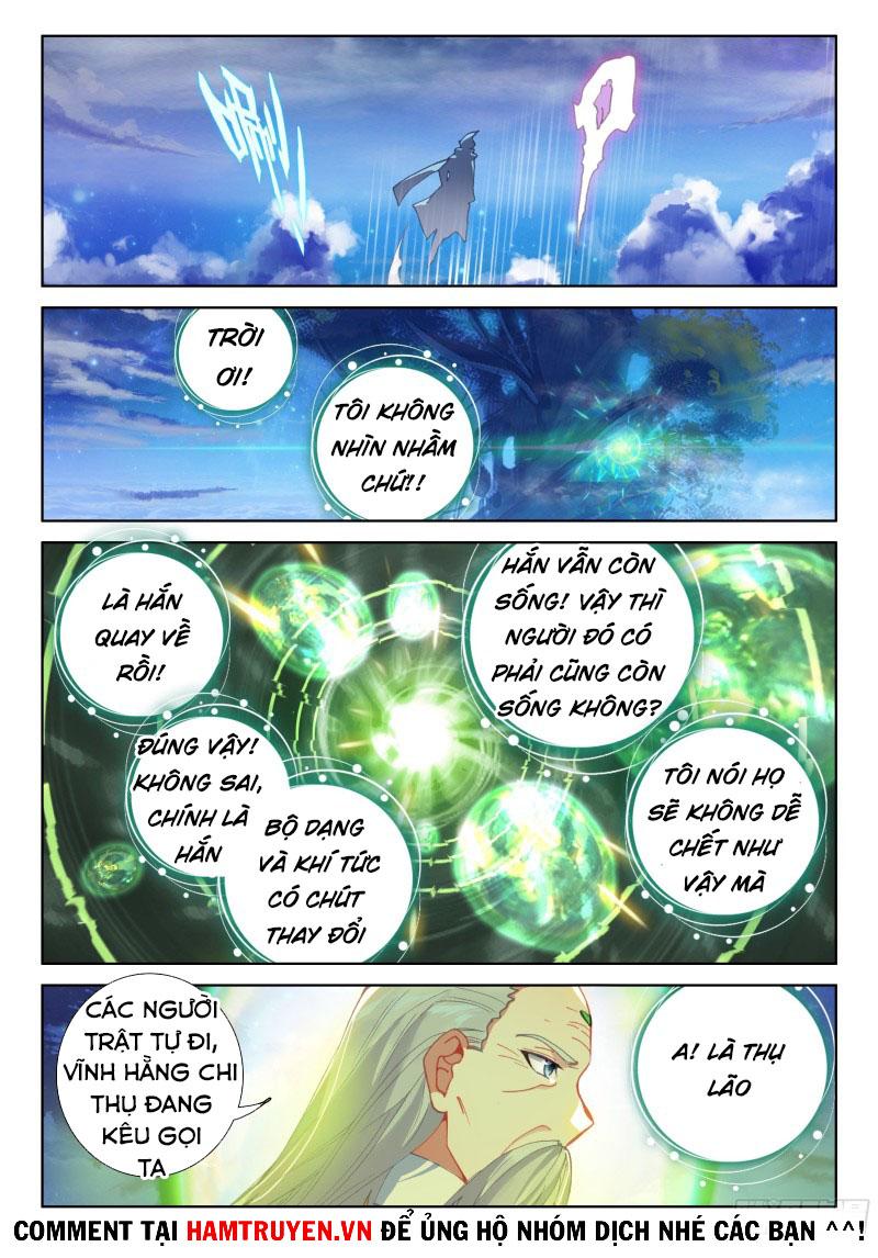 Chung Cực Đấu La: Chapter 192