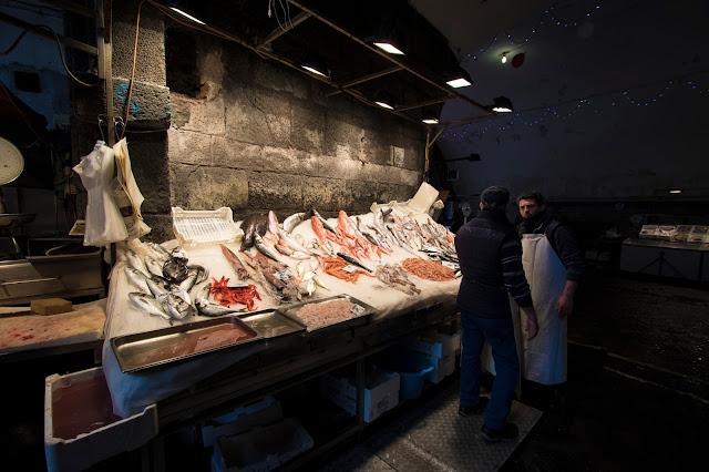 Mercato La Pescheria-Catania