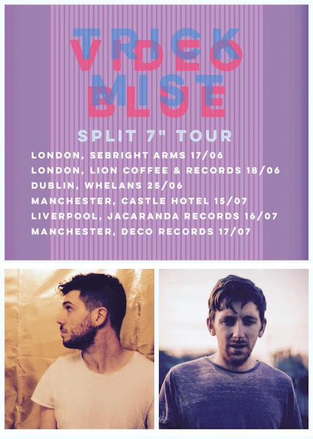 Video Blue Trick Mist Crumbs Abound Disco Nap Tour Poster