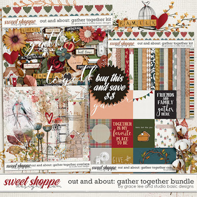 Out and About: Gather Together Bundle