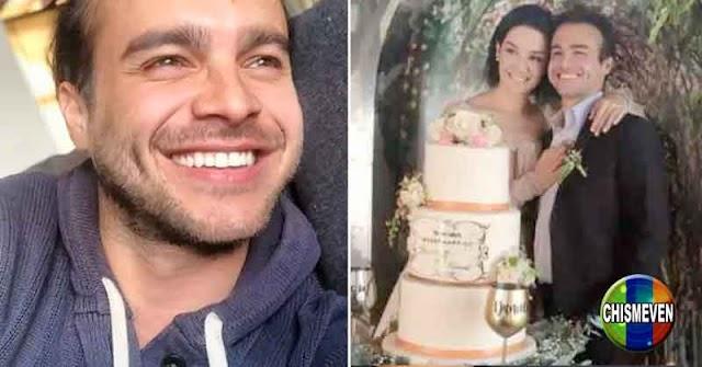AHORA NO ES LESBI   Danielita Alvarado se casó con un actor desconocido