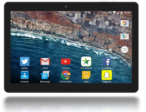 Azpen A1080TF 10 Inch Android 10 OS Tablet