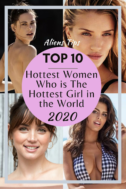 Girl world most photos sexiest Top 15
