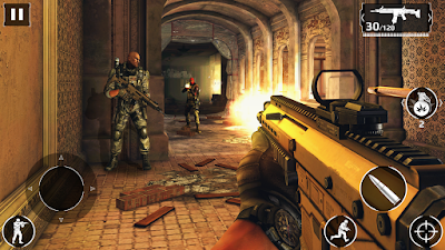 Modern Combat 5 mobile FPS Screenshot