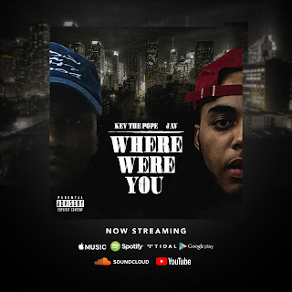 Kev The Pope (@kevthepope) - Where Were You (Feat. Jav)