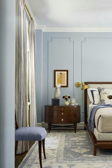 blue bedroom ideas paint