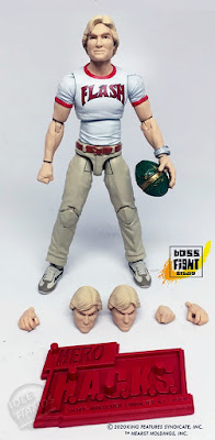 Toy Fair 2020 Boss Fight Studios Flash Gordon Action Figures 001