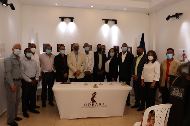 FODEARTE realiza la Reapertura de la Casa Nacional de la Artesanía Dominicana