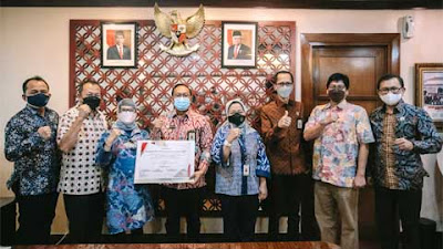 Sekjen DPD RI Canangkan Wilayah Bebas Korupsi