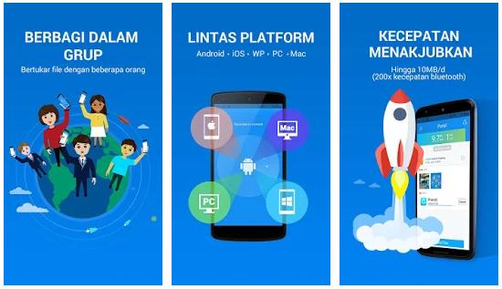 SHAREit Mod Tanpa Iklan Terbaru v4 6 94 Apk - Saifullah id