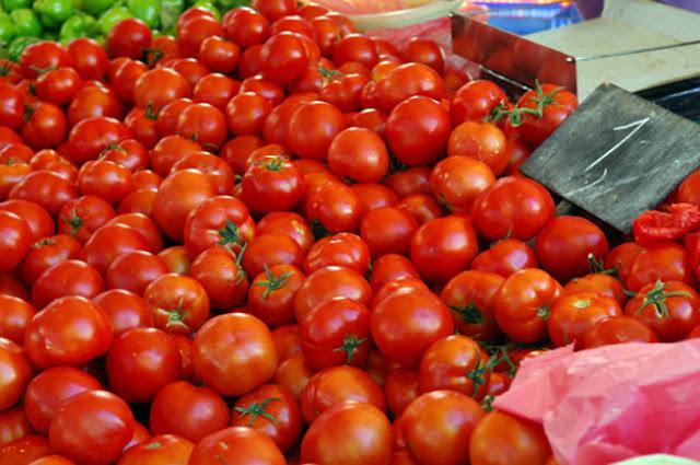 Δέσμευση 41 τόνων ντομάτας στην περιοχή του Ρέντη