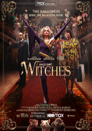 The Witches 2020 English HDRip 720p