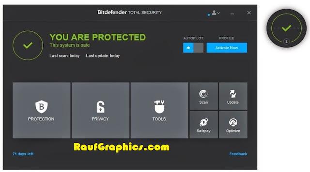 Bitdefender free internet security 2019