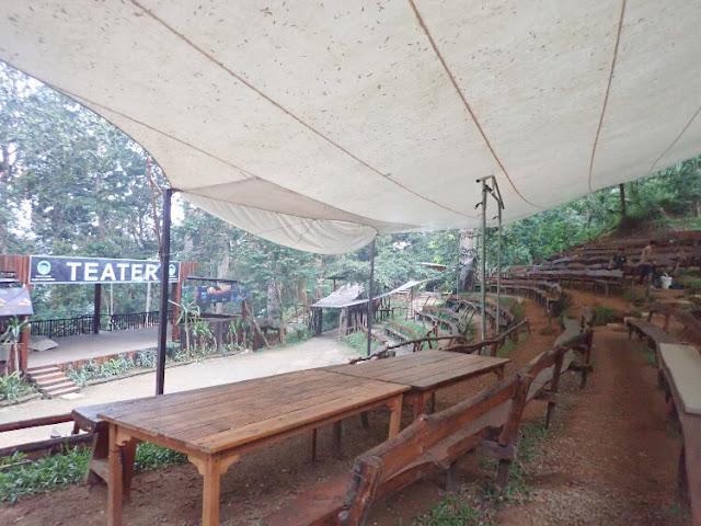amphitheater situgunung