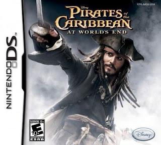 Piratas del Caribe: En el fin del mundo, NDS, Español, Mega, Mediafire