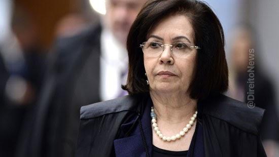 ministra anula sentenca reu carta precatoria