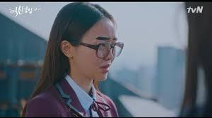 Han Go-woon di True Beauty.