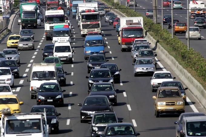 Αυξάνονται τα τέλη κυκλοφορίας στα παλαιά αυτοκίνητα