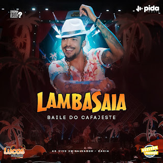 LAMBASAIA - DVD BAILE DO CAFAJESTE - 2019