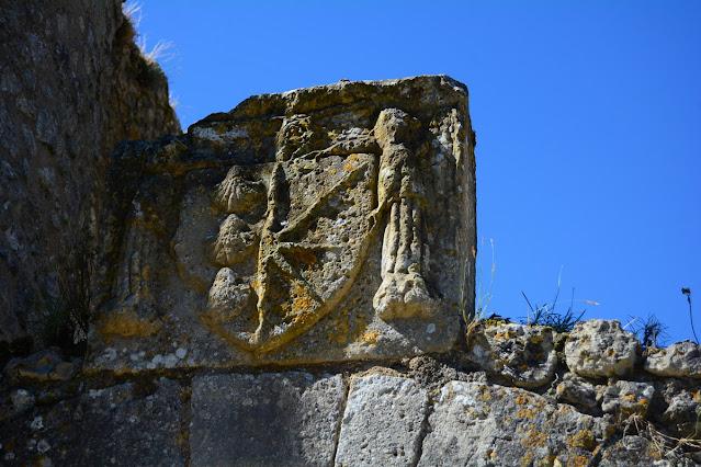château Angles sur l'Anglin