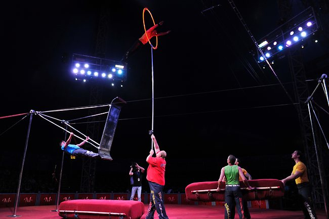 Canberra Critics Circle Michael Edgley Quot S Great Moscow Circus