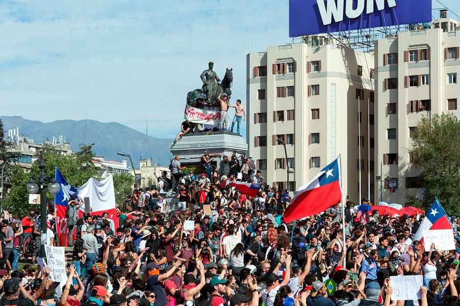 18-O, el documental que examina las protestas de octubre de 2019 en Chile (ESTRENO)