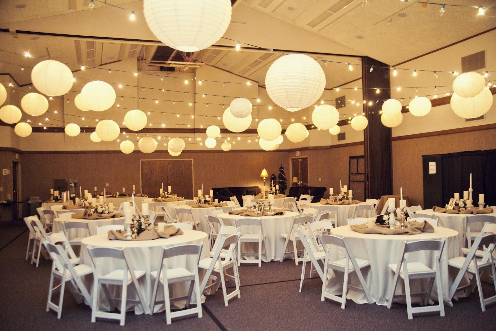 Decorating Ideas For Wedding Halls: Beehive Art Salon: Wedding