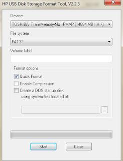 Cara Memperbaiki Flashdisk Terbaca 0 Byte
