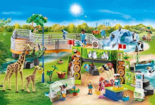Playmobil dierentuin 70431 Family Fun