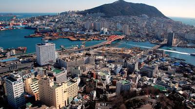 Keliling Busan dengan Busan City Tour