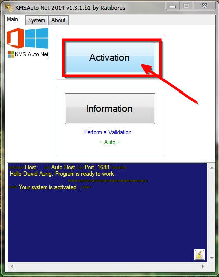 kmsauto net windows 8.1 activator