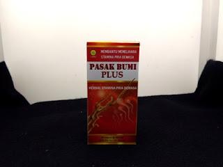 Obat Herbal Pasak Bumi Plus