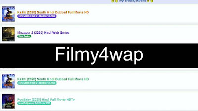 Filmy4wap Illegal New HD Bollywood Movies Download