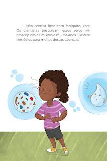 Livro Micróbios (Coleção Conta pra Mim); Imprimir PDF Grátis