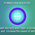 Ram Booster Android Application -  Source Code Free