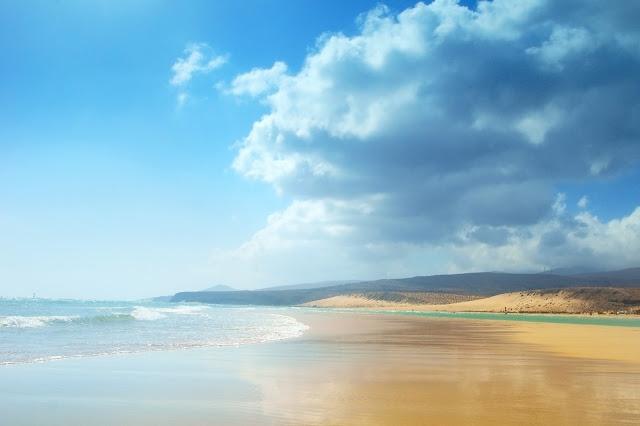 spiaggia canarie lanzarote