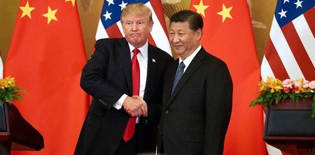 Balas Serangan Trump, China Soroti 200 Ribu Kematian Akibat Covid-19 Di AS