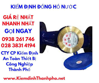 Kiem Dinh Dong Ho Nuoc