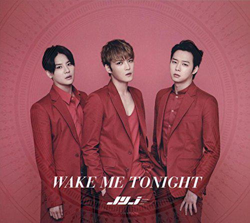 [Single] JYJ – WAKE ME TONIGHT (Japanese) (FLAC)