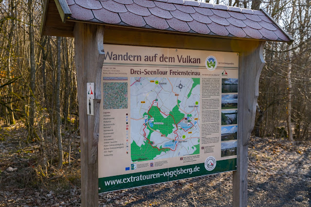 Drei-Seen-Tour Freiensteinau | Extratour Vogelsberg | Wandern in Hessen 02