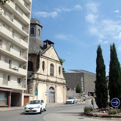 The Church of Saint Pierre.