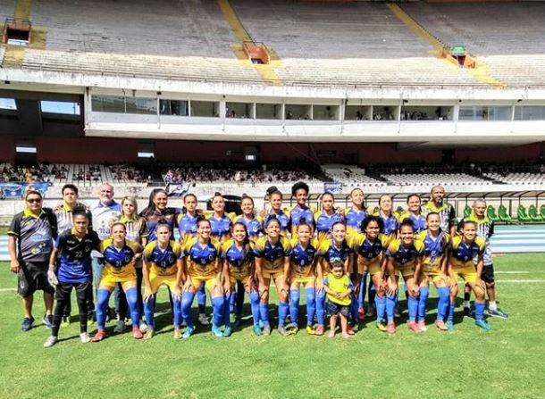Equipe de Ananindeua é campeã paraense de futebol feminino ao bater o Remo No Mangueirão