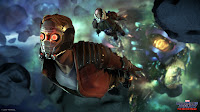 Marvel's Guardians of the Galaxy: The Telltale Series Game Screenshot 3