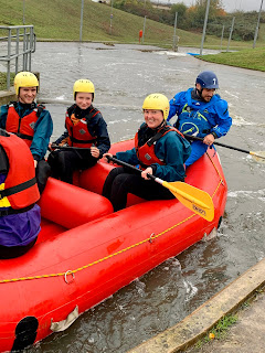 Northampton Active - White Water Rafting